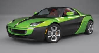 Sporty Fiat This Sporty Fiat Concept Is 100 Retrofuturistic W