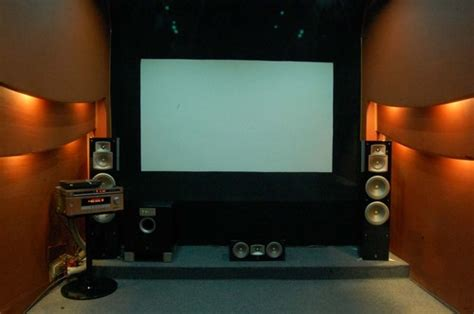 high  home theater systems asp acoustics animal