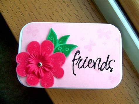 how to make friendship cards at home happy friendship day