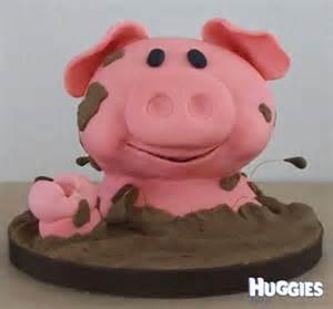 pig in muck huggies birthday cake gallery huggies