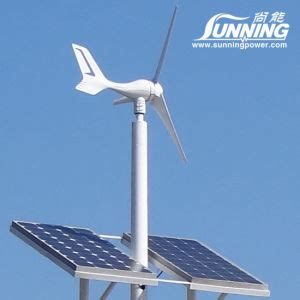 china 400w wind solar residential system if 400w 12v