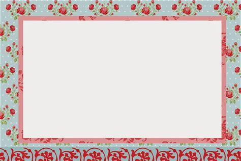 crear imagenes vintage online shabby chic de rosas rojas en fondo celeste invitaciones