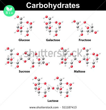 carbohydrates 3d carbohydrate molecule stock images royalty free images