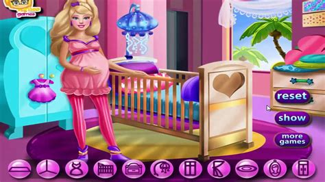 barbie bedroom decoration games barbie room decoration games play free online
