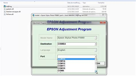 resetter epson px660 reset px660 or artisan 635 youtube