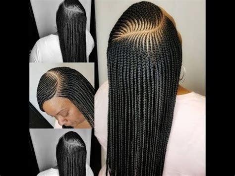 kamdora beauty: trending ghana weaving styles | kamdora