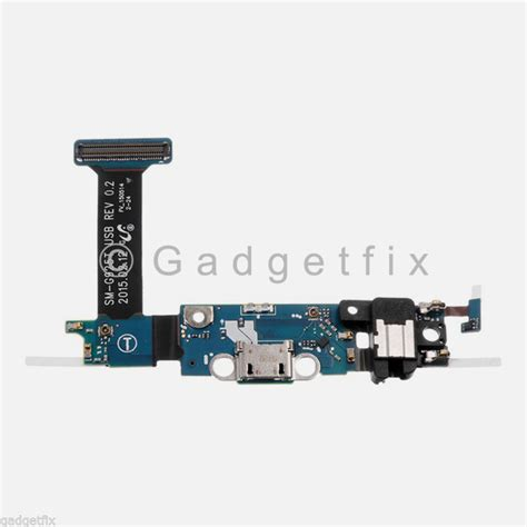 Flexibel Microphone Connector Charger Samsung S6 Edge G925f usa at t samsung galaxy s6 edge g925a charging port usb dock mic flex cable 351838187844