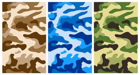 army pattern free vector 004 army camouflage pattern download free vector art