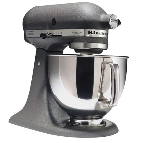 Dijamin Kitchenaid Artisan Series 5 Quart Stand Mixer 5ksm150 kitchenaid ksm150psgr artisan 174 series imperial gray 5 quart stand mixer