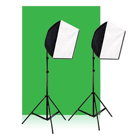 budget green screen lighting ez1624greenscreenkit