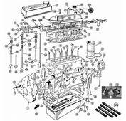 Car Engine Parts Diagram Images &amp Pictures  Becuo