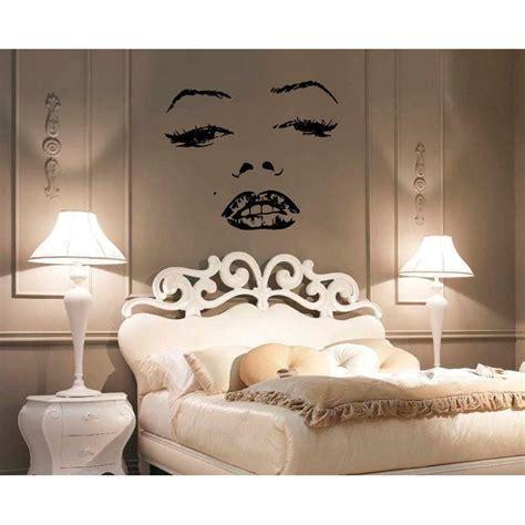 Marilyn Wall Decor by Marilyn Vinyl Sticker Wall Ebay