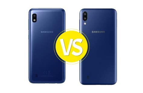 Samsung M10 Vs A10 by Komparasi Ponsel Murah Samsung Galaxy A10 Vs Galaxy M10