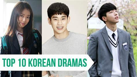 film korea 2017 hot hot 10 best korean drama couples 2017 youtube