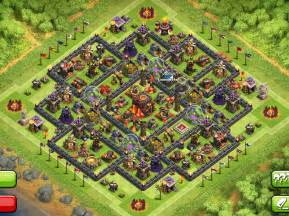 Cheats For Home Design App Gems clash of clans th10 war base 4 mortars clash of clans