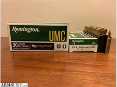 ARMSLIST - For Sale: .223 Remington Ammo for Sale 223 Ammo Boxes For Sale
