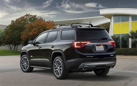 2019 Gmc Acadia by 2019 Gmc Acadia Deals Prices Incentives Leases