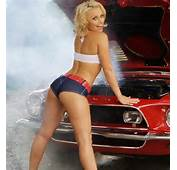 Babes And Cars NSFW  ManCave518