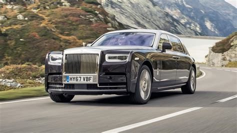 2017 Rolls Royce Phantom Review   Top Gear