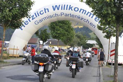Bmw Motorrad Days Garmisch Partenkirchen Germania by Bmw Motorrad Days 2010 Tre Giorni Di Festa A Garmisch