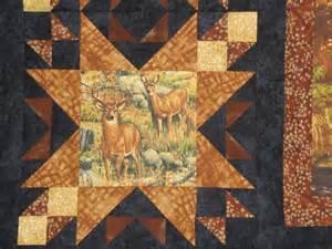 crafts around the bay deer quilt