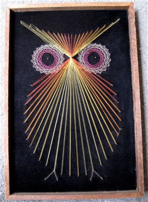 String Owl - string owl and on