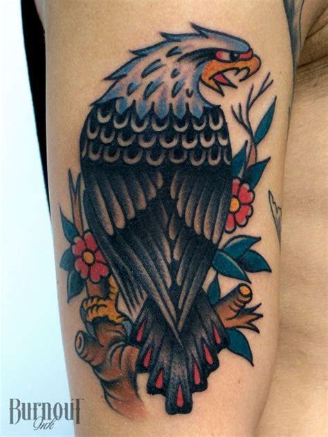 eagle tattoo tattoo parlour burnout ink tattoo parlour palma de mallorca spain