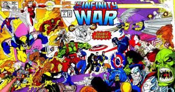 Infinity War Marvel Infinity War Vol 1 4 Marvel Comics Database