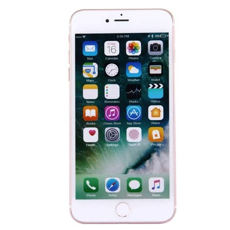 iphone   color screen  working fake dummy display model rose gold alexnldcom