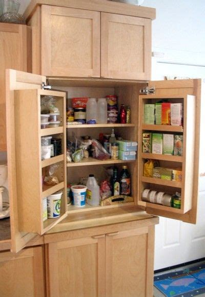 kitchen storage cupboards ideas kitchen pantry small kitchen space for the home