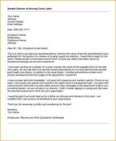 writing a nursing cover letter writing a nursing cover letter