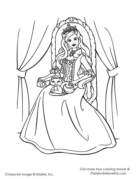 Pretty Princess Coloring Pages Timeless Miracle Com Pretty Princess Coloring Pages Printable
