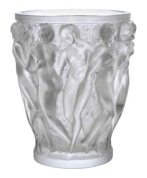 Rene Lalique Vases by Rene Lalique Bacchantes Vase Rlalique