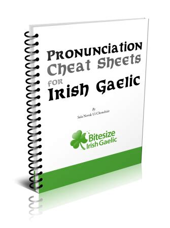 pronunciation bites pronunciation integration 3 word crack irish pronunciation