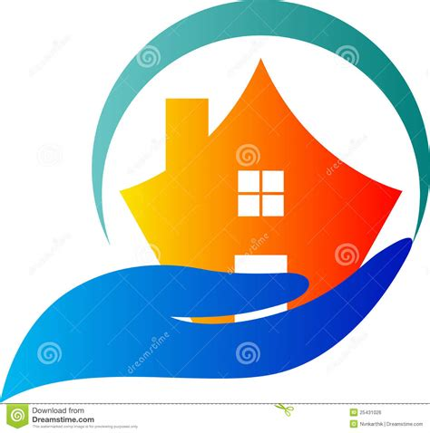 home care logo stock vector illustration  environment