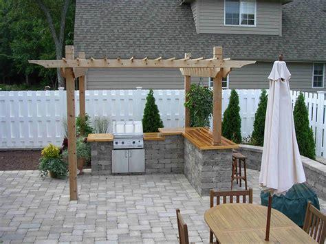 ideas   budget  outdoor kitchen