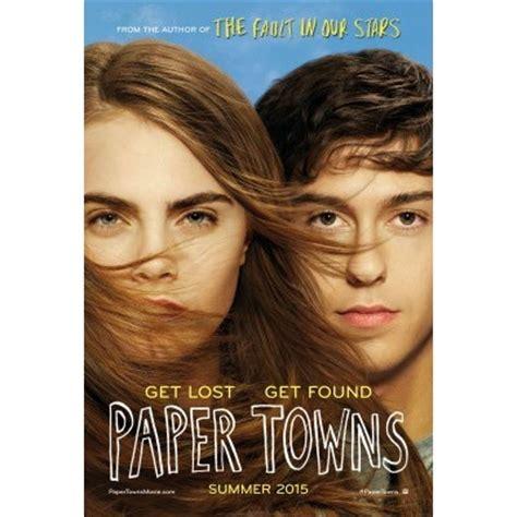 film paper towns adalah ver tema ciudades de papel jake schreier 2015
