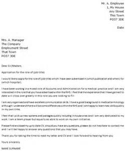 General Practitioner Cover Letter by Nhs Cover Letter Exle Icover Org Uk