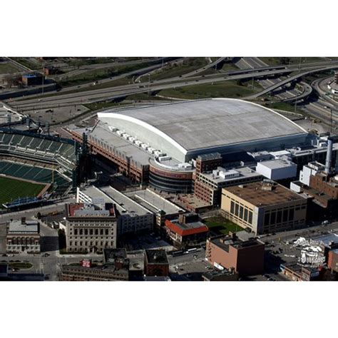 ford field ticket office location