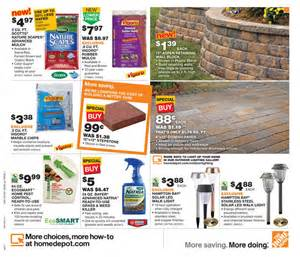 home depot sales ad home depot weekly ad circular sales flyer 2017 2018