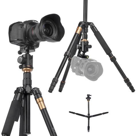 Monopod Kamera q 666 slr tripod monopod portable compact travel ebay