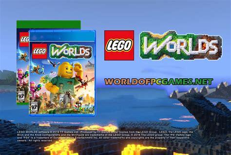 Pc Lego Worlds lego worlds free pc