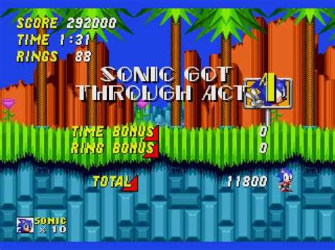 Zone 2 In 1 Top By Anfashion by Sonic The Hedgehog 2 Hill Top Zone