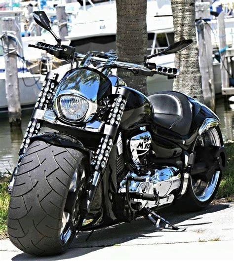 suzuki  fat tire custom rides motorcycle