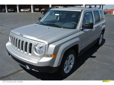 Jeep Patriot Silver 2014 Bright Silver Metallic Jeep Patriot Limited 79158101
