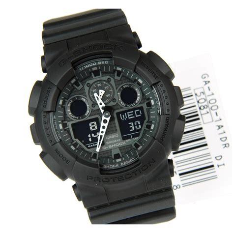 G Shock Ga100 1a1 casio g shock velocity indicator ga 100 1a1 ga100
