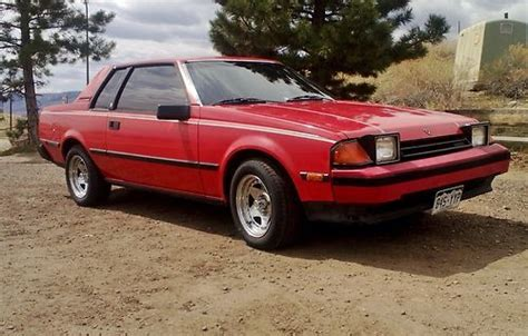 car owners manuals for sale 1982 toyota celica windshield wipe control sell used 1982 toyota celica gt in evergreen colorado united states