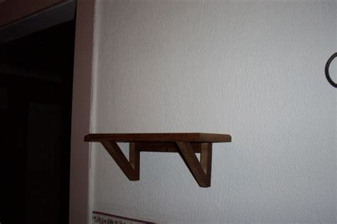 Cleat Shelf by How To Make A Simple Shelf Hung With A Cleat