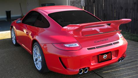 Porsche Turbo S Aufkleber by 997 2 Gt3 Kit For 997 2005 2012 6speedonline