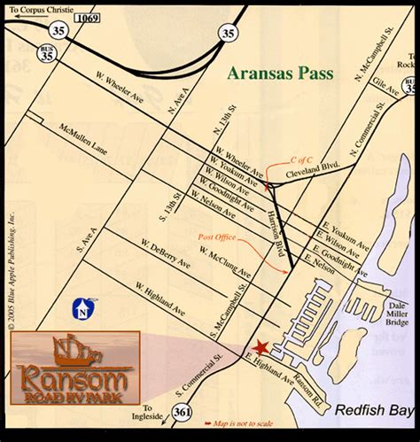 aransas pass texas map ransom road rv park aransas pass tx home